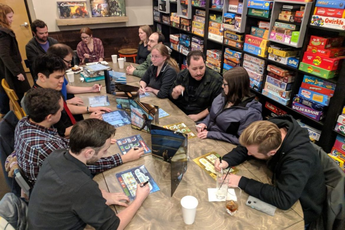 What Do You Play With A Large Gaming Group?