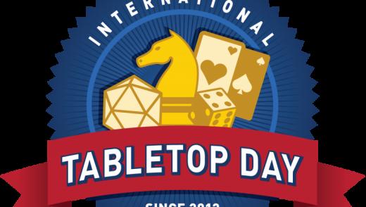 International Tabletop Day 2018