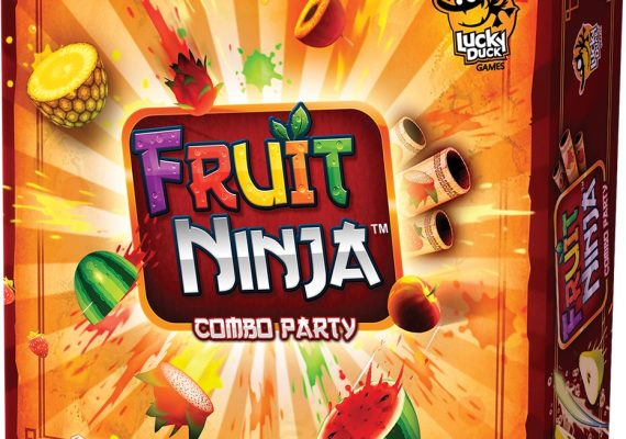 Fruit Ninja Board Game