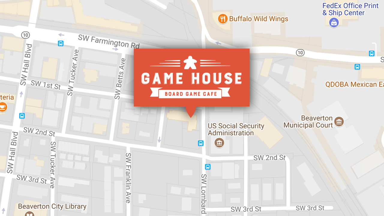 Home - Game House Cafe