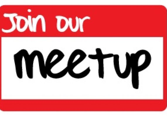 We Are Now On Meet Up