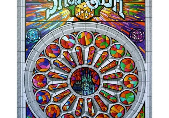 Played Sagrada Today