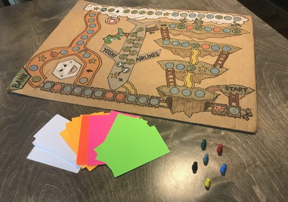 Join Us Today With A Local Portland Game Developer to Playtest Party Animals @gamehousecafe @5PM!