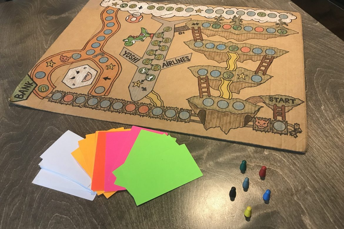 Party Animals Playtest with Local Portland Game Developer