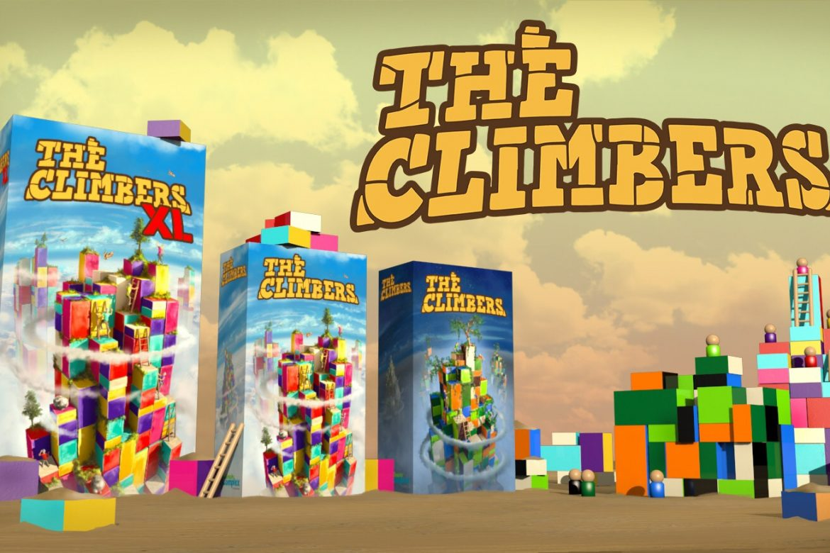 The Climbers Night and XL Kickstarter @Capstone_Games