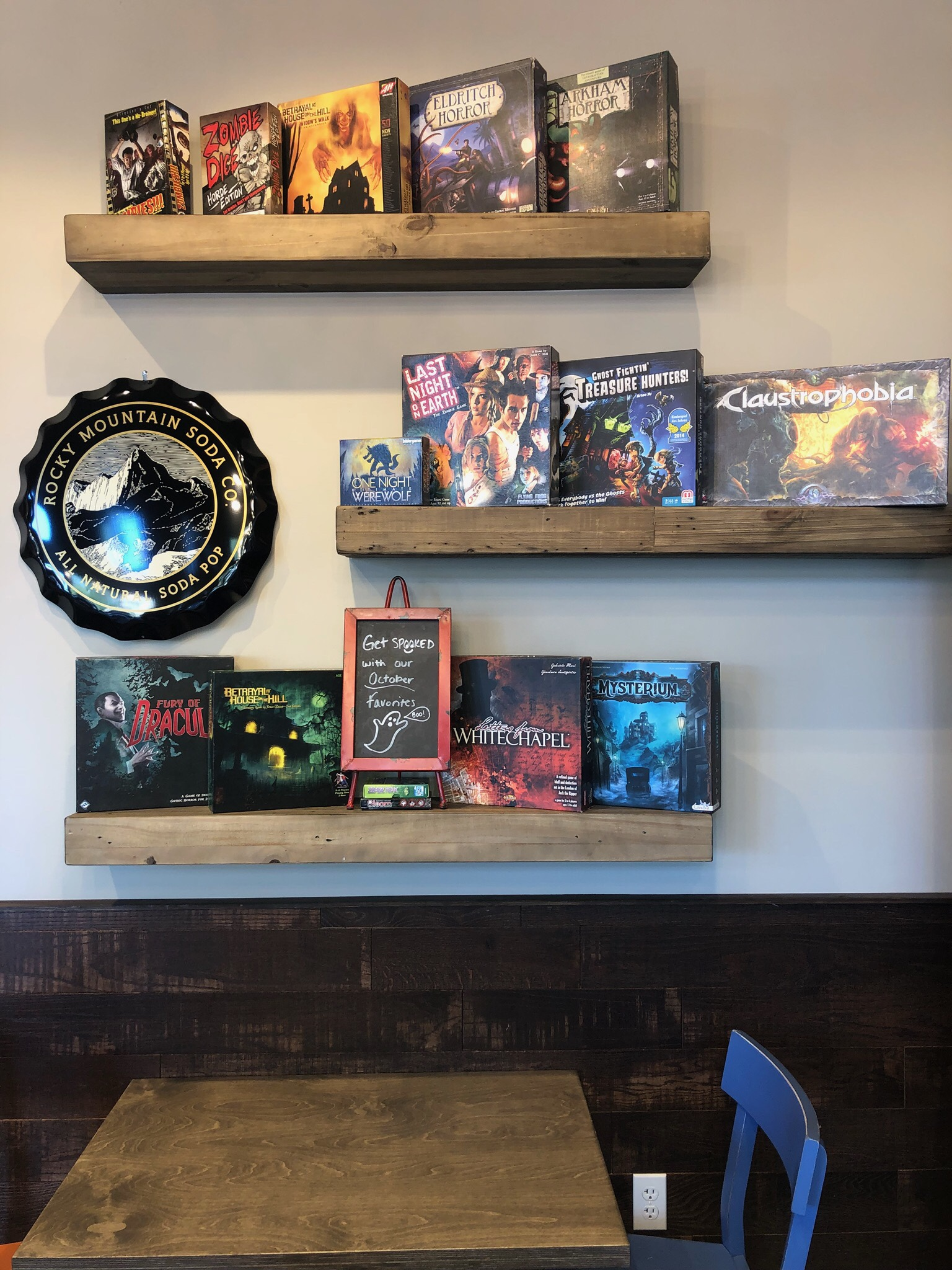 top 15 board games to play for halloween - game house cafe
