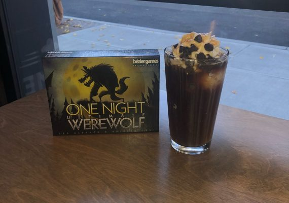 Halloween Board Games Featured Game: Ultimate Werewolf 👻 🎃 @beziergames
