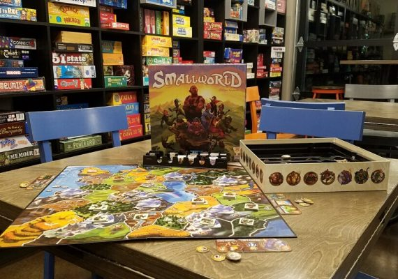 Smallworld by @DaysofWonder is A New Modern Classic